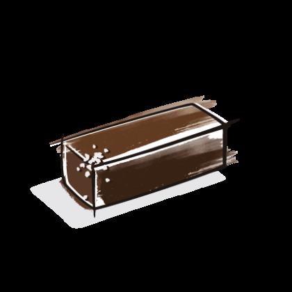 """Capkao - chocolat """"Caradélice"""""""
