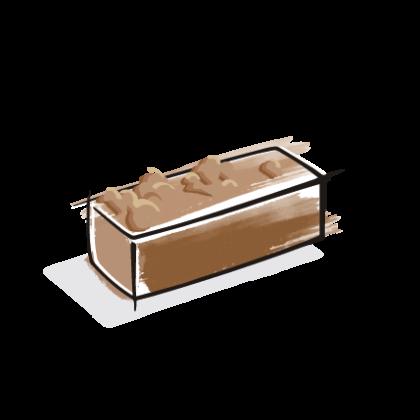 "Capkao - Chocolat ""Crunchy"""