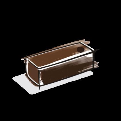 "Capkao - Chocolat ""L'original"""