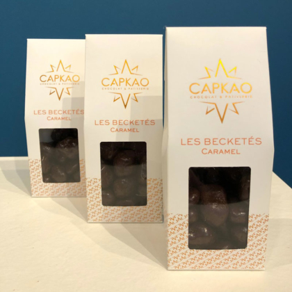 Capkao - Becketés Caramel