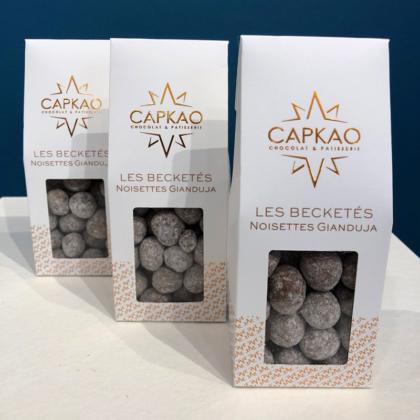 Capkao - Becketés Noisette ganduja