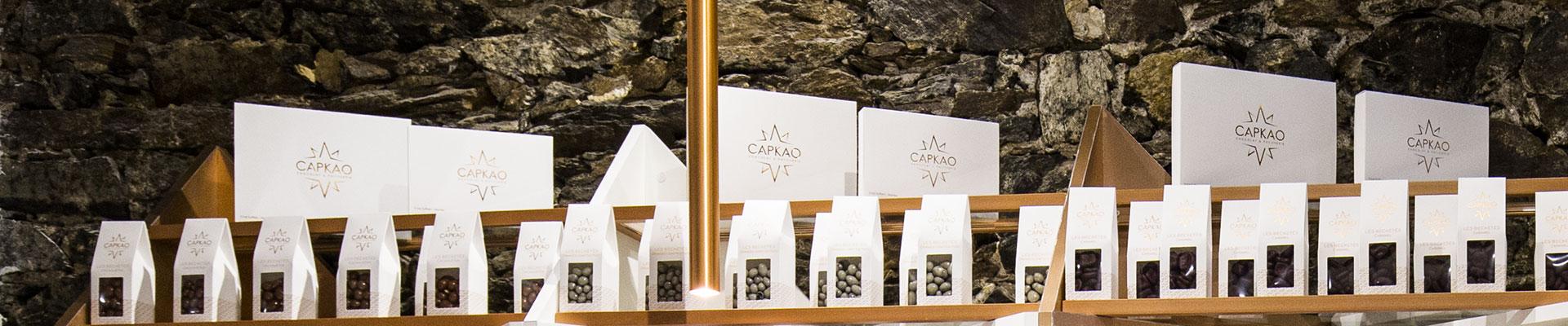 Capkao Confiserie Nantes