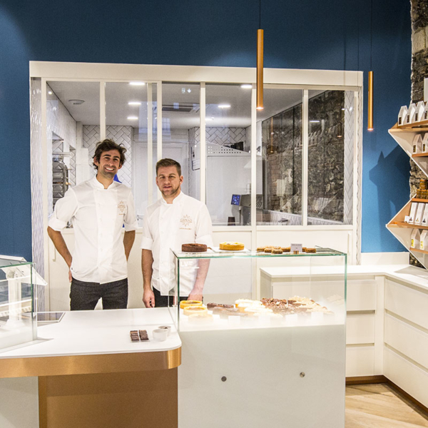 Anthony Bourdillat et Nicolas Riveau de Capkao