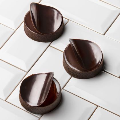 Capkao - Tarte 100% Chocolat