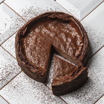 Capkao - Flan Chocolat