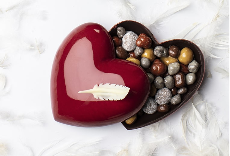 Capkao - Chocolat Saint Valentin