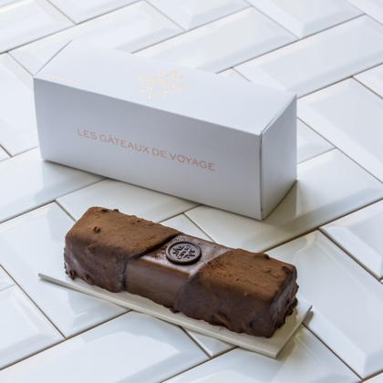 Capkao - Gâteau de voyage : Cap sur les States