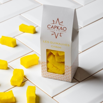 Capkao - Guimauves citron