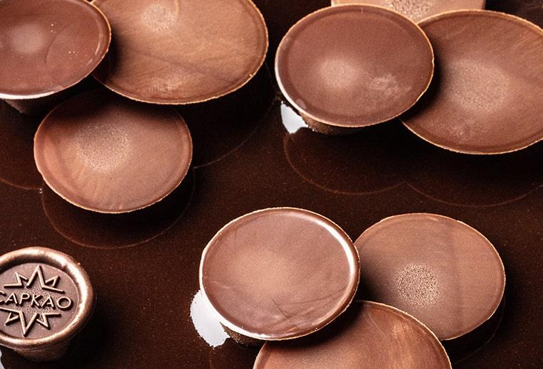 Capkao - Pâtisserie Chocolat
