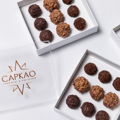 Capkao - Truffes en chocolat