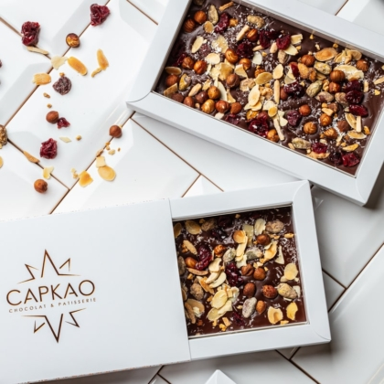 Capkao - Chocolats - Mendiants