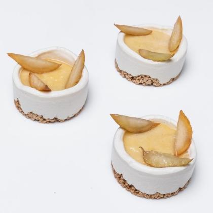 Capkao - Pâtisserie - Poirier