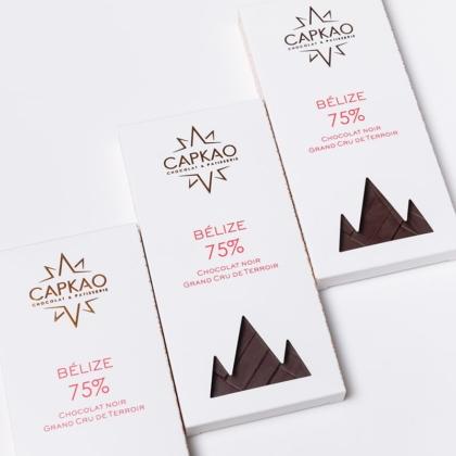 Capkao - Tablette Bélize