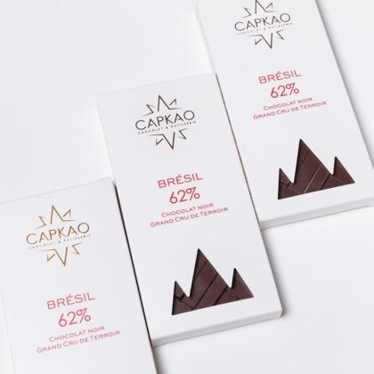 Capkao - Tablette Brésil