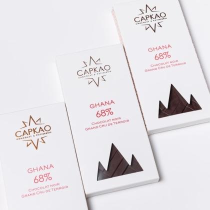 Capkao - Tablette Ghana