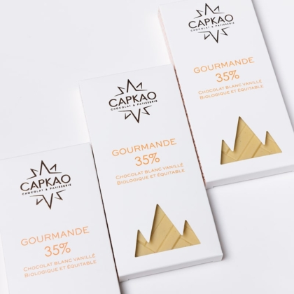 Capkao - Tablette gourmande