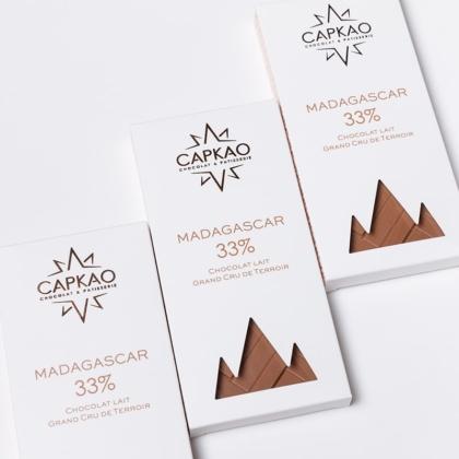 Capkao - Tablette Madagascar