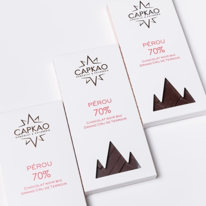 Capkao - Tablette Perou