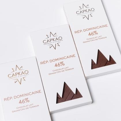 Capkao - Tablette Republique Dominicaine
