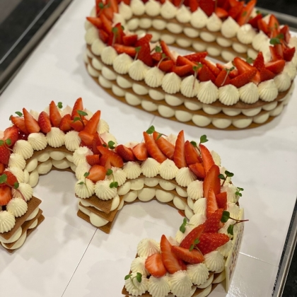 Capkao - Number Cake